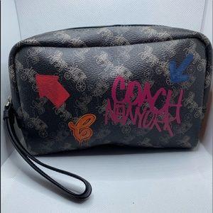 Coach Boxy 20 Cosmetic Case